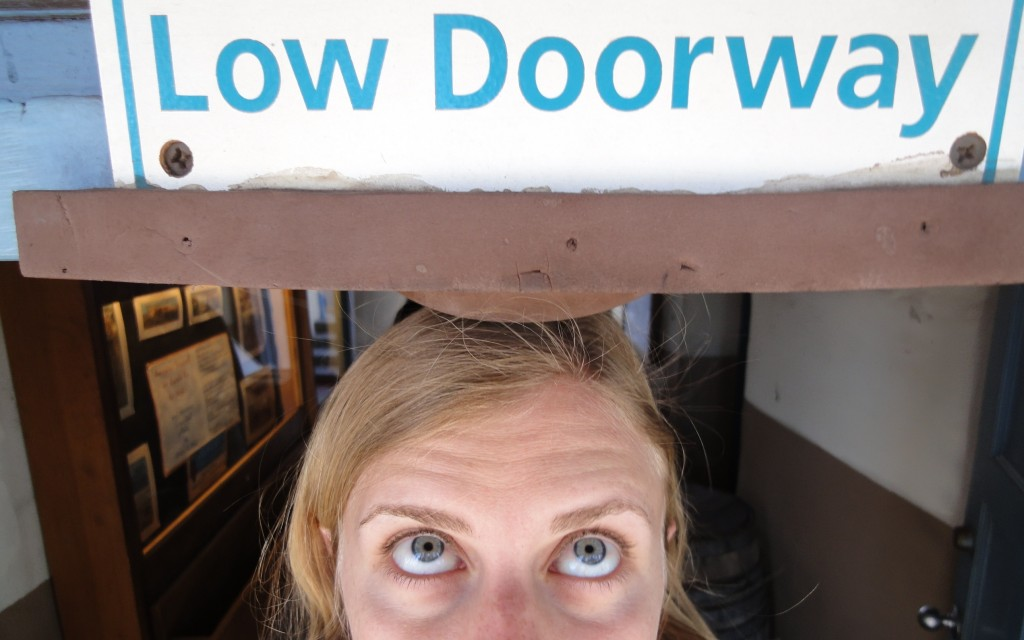 Low Doorway