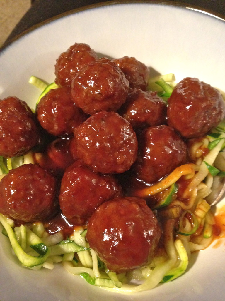 Sweet and Spicy Meatballs - Wrecking Routine