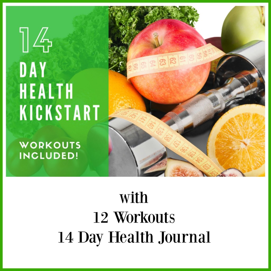 14 Day Kickstart with Workouts & Journal