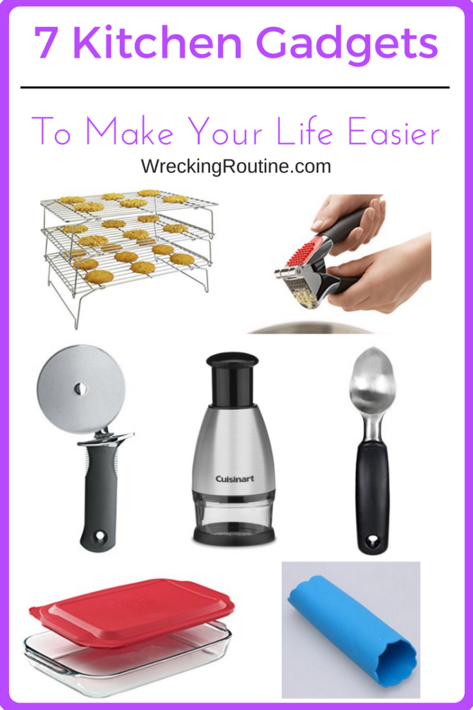 7 Kitchen Gadgets To Make Your Life Easier - Wrecking Routine
